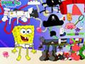Spongebob Dress Up per giocare online
